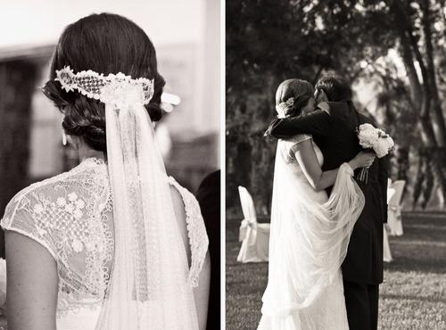 Ani Bürech real brides: Laura