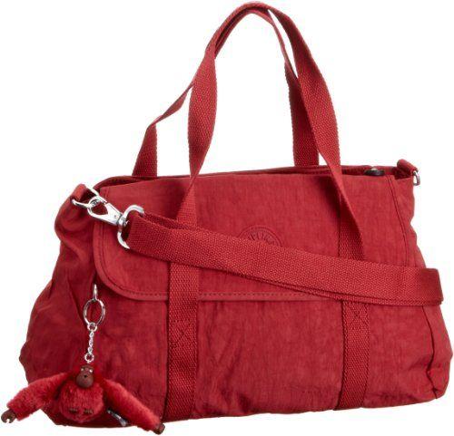 Kipling K15152, Borsa a spalla/tracolla donna, 15x26x37 cm (L x A x P), Rosso (Rot (Ketchup 196)), 15x26x37 cm (L x A x P): Amazon.it: Scarpe e borse