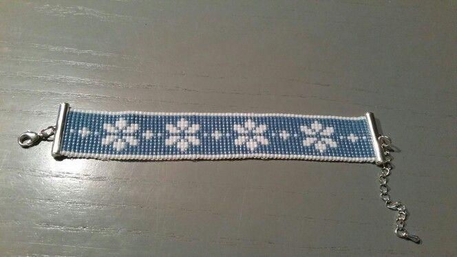 Winterse armband
