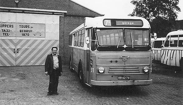 Bussen van Safaripark Beekse Bergen