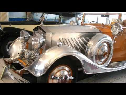 """Now when the name of the model of your car is this long it deserves to be the worlds most expensive car. This one of a kind Rolls-Royce was originally produced for an Indian Maharaja. The """"Star of India"""" is up for auction now and is expected to bring in $14 Million Dollars. Hit the …"""