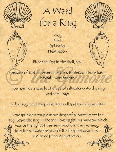 A Ward for a Ring, Book of Shadows Spell Page, Wicca, Witchcraft, BOS | Collectibles, Religion & Spirituality, Wicca & Paganism | eBay!