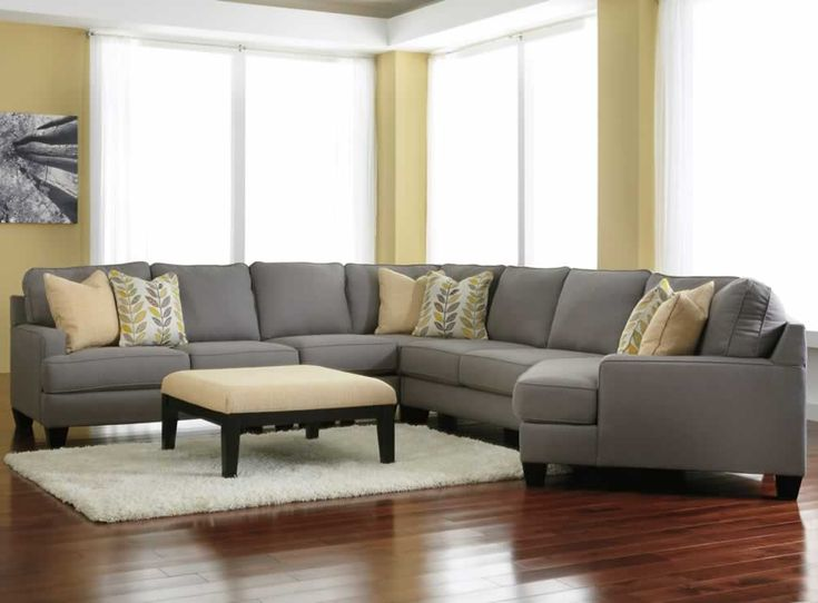 Modern Sofa Buy Big Modular Sectional Sofa with Cuddler in Chicago