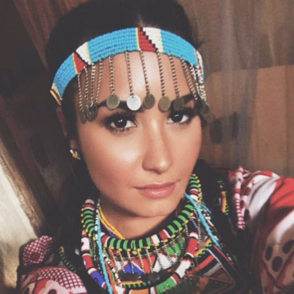 Demi Lovato Shows Off Her Bikini Body Before Embarking On A Kenyan Safari - http://oceanup.com/2017/01/12/demi-lovato-shows-off-her-bikini-body-before-embarking-on-a-kenyan-safari/