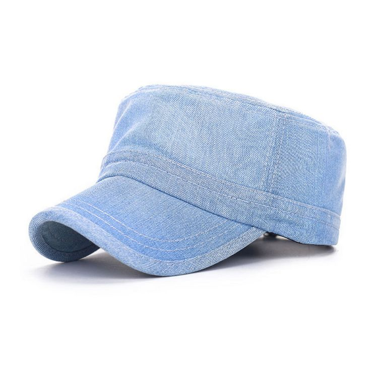 >> Click to Buy << New 2017 Jeans Cap Men Women Snapback Military Sun Caps Hats Solid Gorras Casquette Chapeu Hat For Men Women #Affiliate