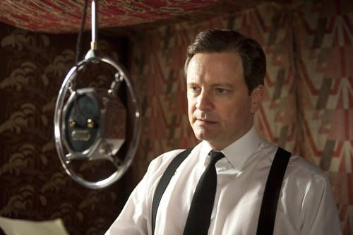 Colin Firth as King George VI in The King's Speech (2010). #movies, #actors, #film