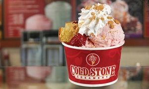 Groupon - $ 15 for $30 Worth of Ice Cream, Smoothies, and Other Frozen Treats at Cold Stone Creamery in Gainesville. Groupon deal price: $15