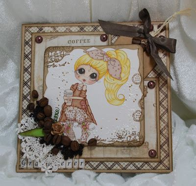 Lisbeths kort og scrap: september 2013