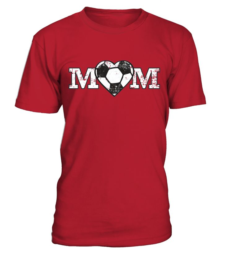 Soccer Mom Shirt  Soccer Heart Mother Mama Gift  #soccer #soccermom #mom #shirt #tshirt #tee #gift #perfectgift #birthday #Christmas #motherday