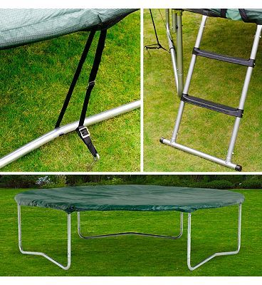 Plum 12ft Trampoline Accessory Kit 10153382 256 Advantage card points. The Plum 12ft Trampoline Accessory Kit includes everything you need for your trampoline FREE Delivery on orders over 45 GBP. (Barcode EAN=5036523041591) http://www.MightGet.com/april-2017-1/plum-12ft-trampoline-accessory-kit-10153382.asp