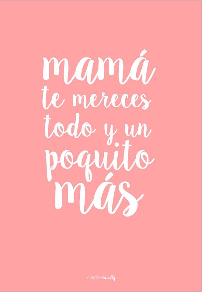 Para todas las Supermamis del mundo mundial!! Feliz dia de la madre a todas!!!!