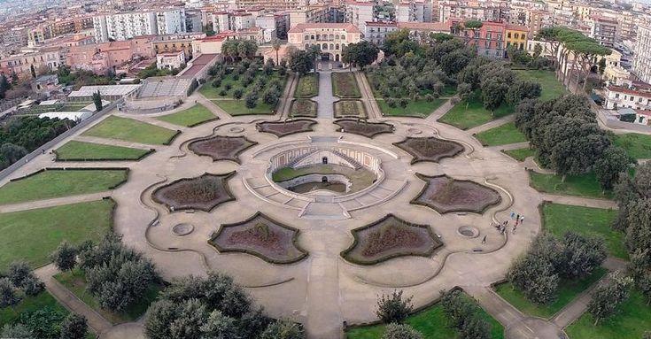 Una Visuale dall'alto della Splendida San Giorgio a Cremano (Napoli)!!!