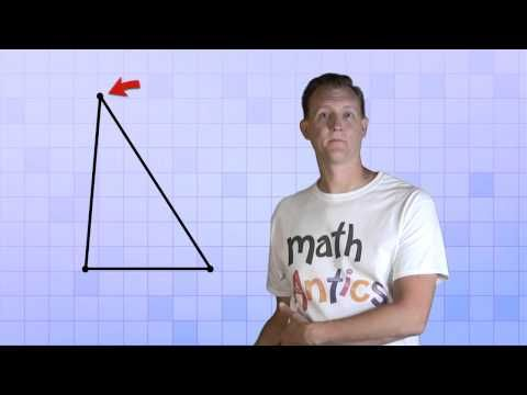 ▶ Math Antics - Triangles - YouTube
