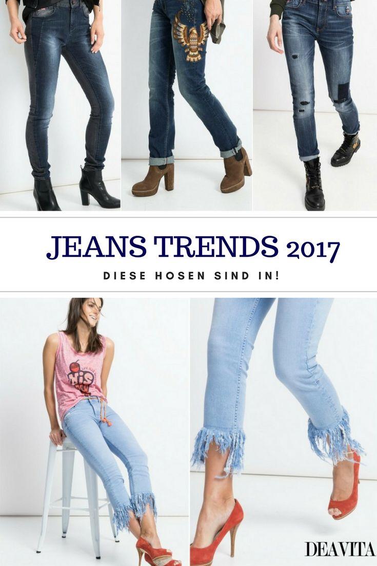 Da der Herbst die beste Saison für den beliebten Denim Style ist, haben wir im heutigen Beitrag die aktuellen Jeans Trends 2017 für Damen gesammelt. Dazu zeigen wir Beispiele aus der aktuellen Kollektion eines der angesagtesten Marken für Jeans und Streetwear. Schauen Sie sich die letzten Tendenzen bei der Jeans Mode an und suchen Sie sich Ihr Lieblingsmodell aus!