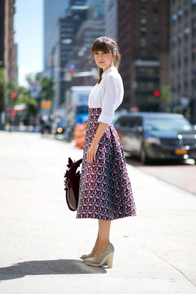 161 street style snaps from New York Fashion Week that you won't want to miss: