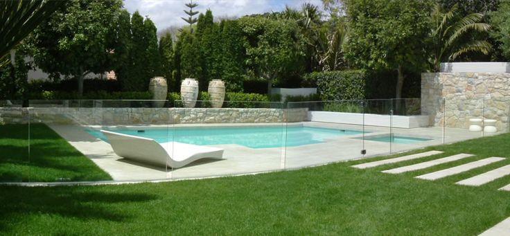 97 best giardini images on pinterest gardening decks for Pool design auckland