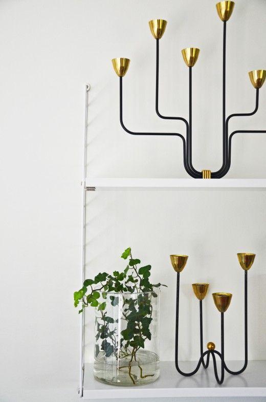 Stringhylla, String, Ystad metall, Gunnar Andér, Loppistan, Loppisfynd