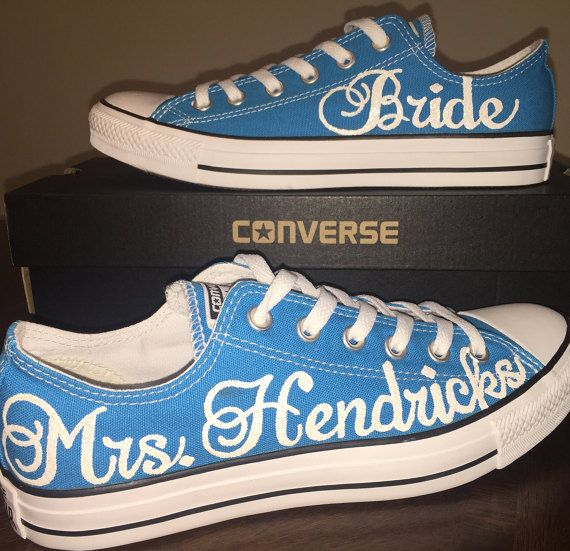 On your wedding day we know your heart wont be aching, so why let your feet? Dont parade around in those over rated high heels all evening! Have your