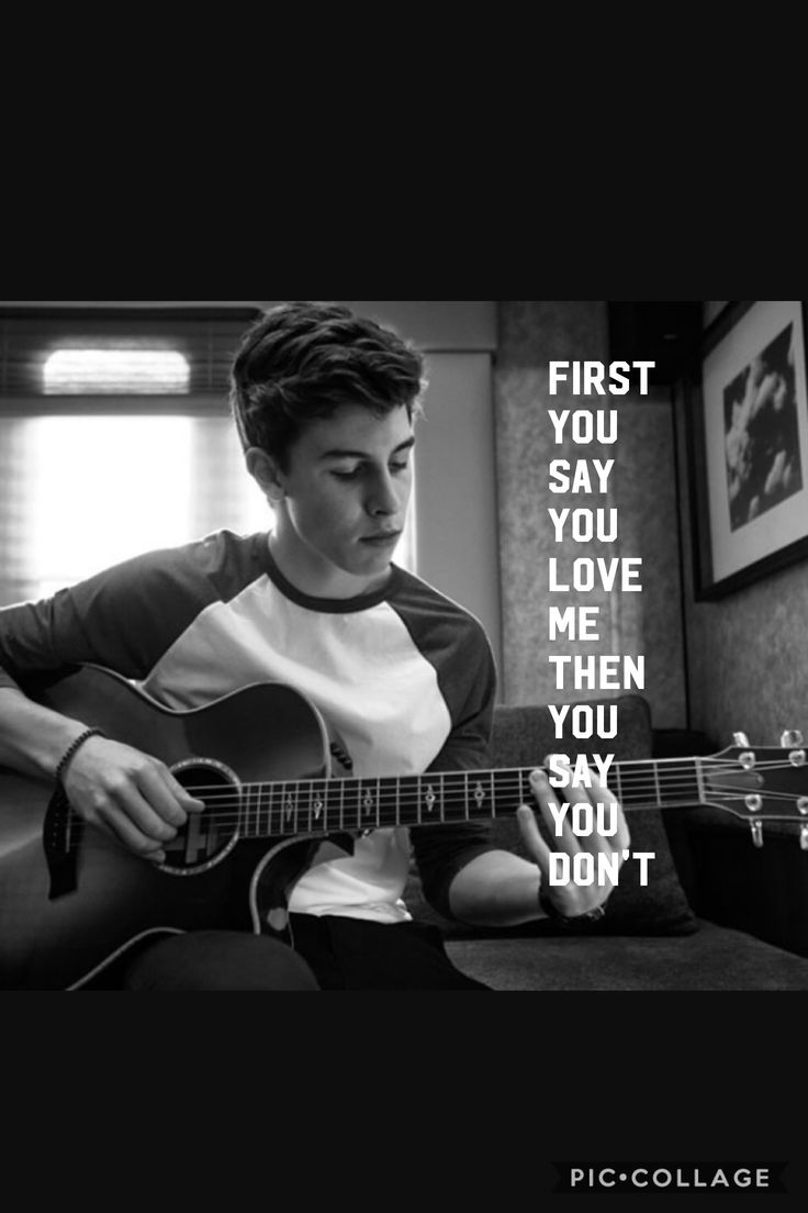 Patience- Shawn Mendes