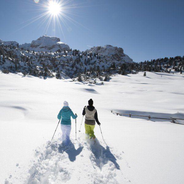 Escursioni con le racchette da neve | Regione Turistica