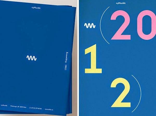 Contoh Desain Gambar Buku Laporan Tahunan - nyMusikk annual report - company annual report sample