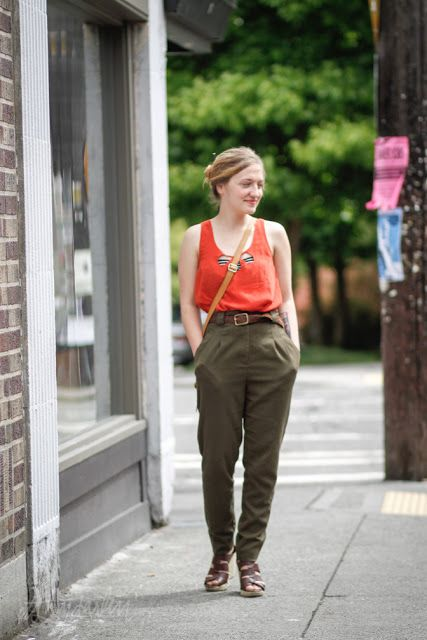 it's my darlin' seattle street style: Brianna Salinas | 15th & Harrison