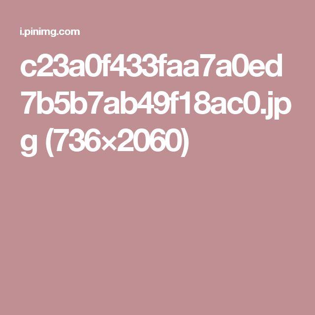 c23a0f433faa7a0ed7b5b7ab49f18ac0.jpg (736×2060)