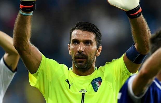 Buffon Breaks European Cap Record With 1,000th Match. Gianluigi Buffon has become the most capped European footballer of all time, after making...