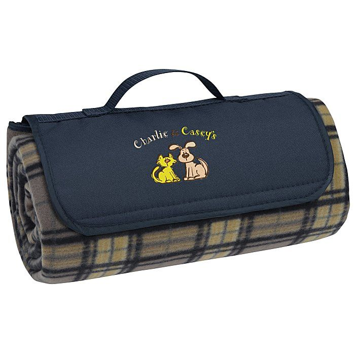 Personalize This Picnic Blanket With Your Logo Picnic Blanket Client Gifts Company Picnic