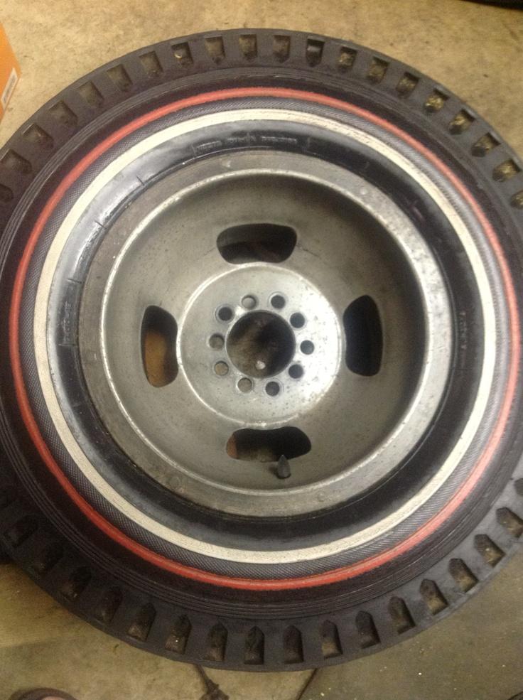 wheels racing magnesium vintage american