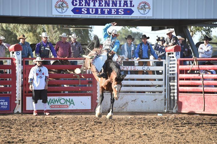There are some different names in the PRCA standings. Shane O'Connell Rapid City is leading the barebacks.  http://ift.tt/2pR9qUA