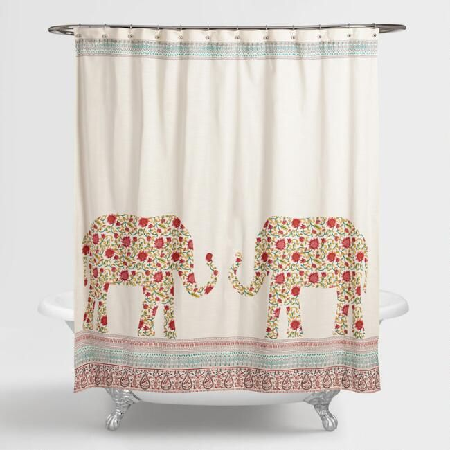 Best 25+ Indian curtains ideas on Pinterest | Curtain styles, Red ...