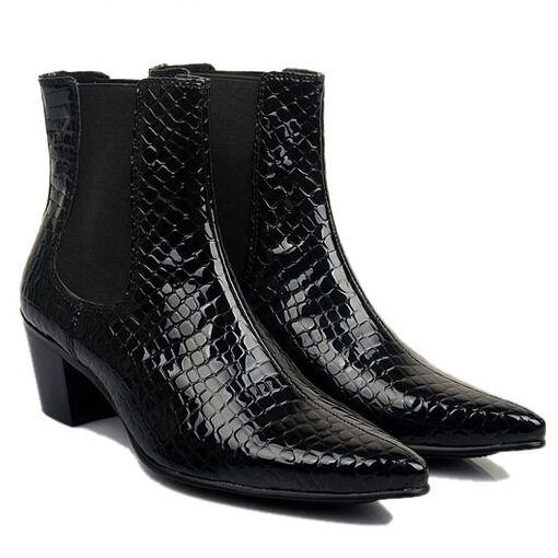 Cheap Men's Boots on Sale at Bargain Price, Buy Quality shoe shops boots, boots dress, shoes snow boots from China shoe shops boots Suppliers at Aliexpress.com:1,Gender:Men 2,With Platforms:Yes 3,Insole Material:EVA 4,Toe Shape:Pointed Toe 5,is_handmade:Yes