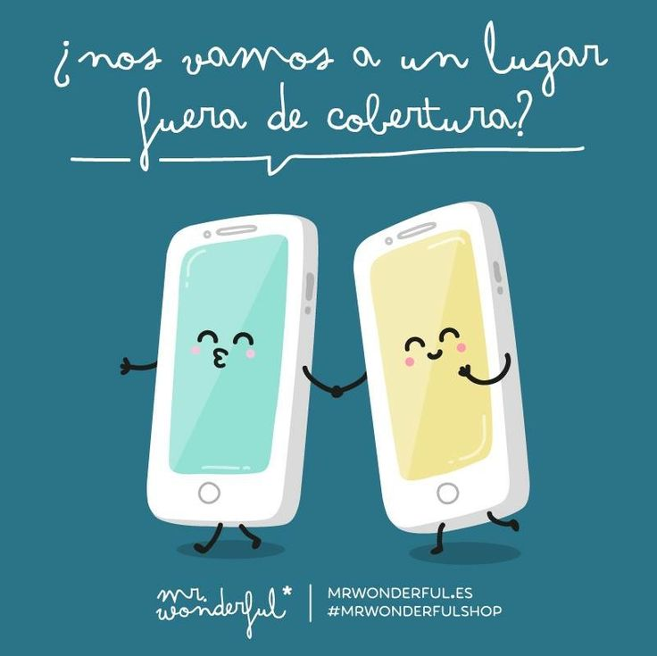¿Nos vamos a un lugar fuera de cobertura? #Mr.Wonderful