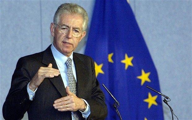 L'uscita di Mario Monti è l'unica via per salvare l'Italia