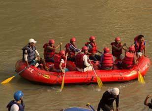 Rishikesh Rafting in Rishikesh uttrakhand.