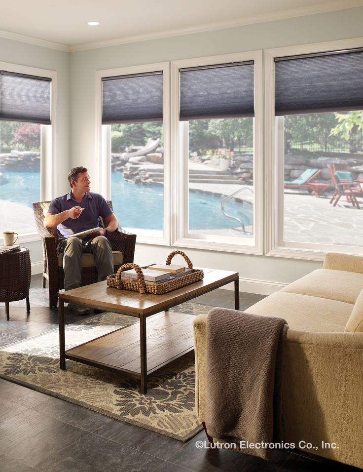 17 Best Images About Motorized Shade Ideas On Pinterest