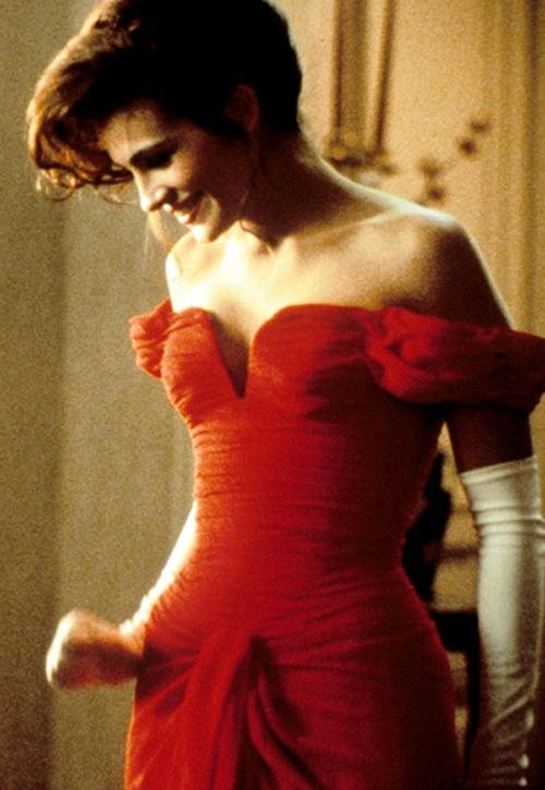 Julia Roberts - Pretty Woman: Pretty Woman, Movies Stars, Steel Magnolias, Little Red, Fashion History, Favorite Movies, Pretty Women, The Dresses, Julia Robert