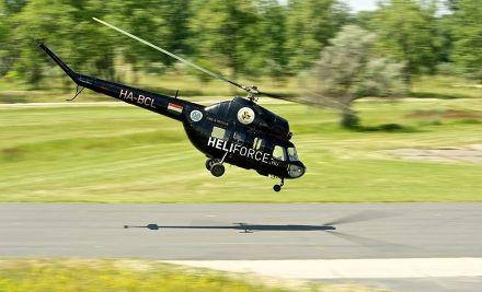 Extrém helikopterezés 1 főre
