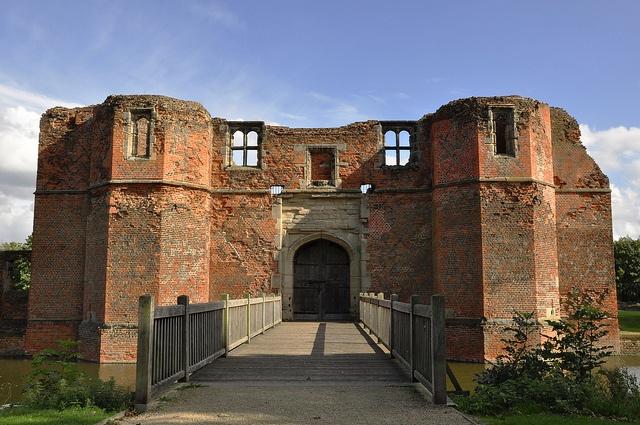 Kirby Muxloe Castle by Colin'sPic's on Flickr