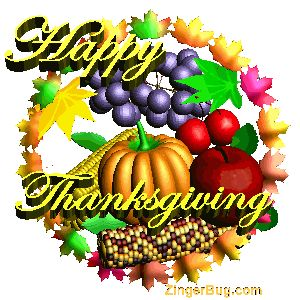 Click to get the codes for this image. Thanksgiving Wreath Clear, Thanksgiving Free Image, Glitter Graphic, Greeting or Meme for Facebook, Twitter or any forum or blog.