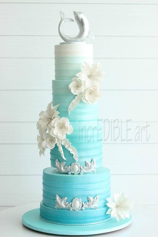 Incredible Art- Artisan Cake Boutique Cakes - Nautical ...