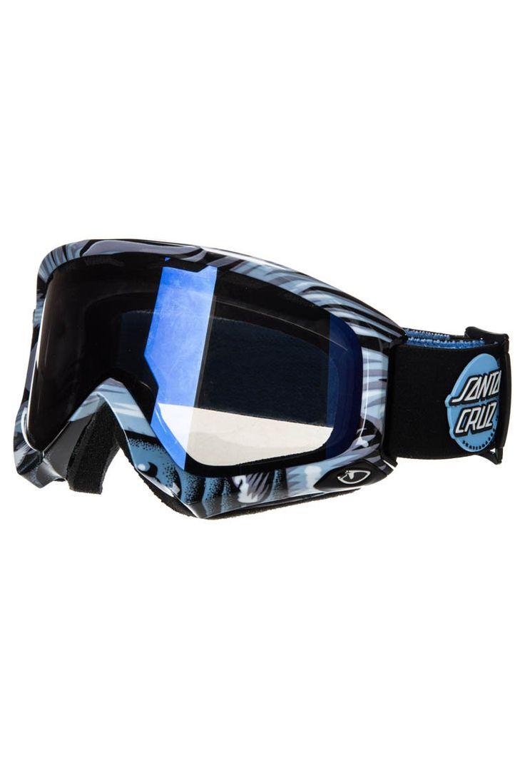 Giro - STATION - Gogle narciarskie - niebieski