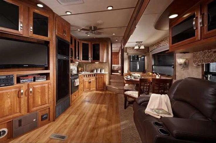 37 best gorgeous rvs and or drivealls images on pinterest for 5th wheel living room up front