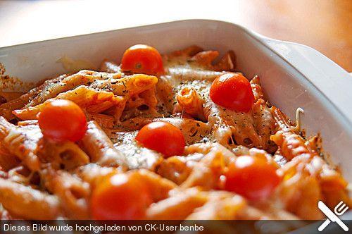 Bester vegetarischer Nudelauflauf, ein gutes Rezept aus der Kategorie Saucen. Bewertungen: 808. Durchschnitt: Ø 4,3.