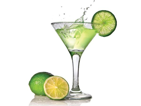 Cheers to the weekend! Grab your girlfriends and celebrate Ladies Night tonight with our Midori Cocktail specials!