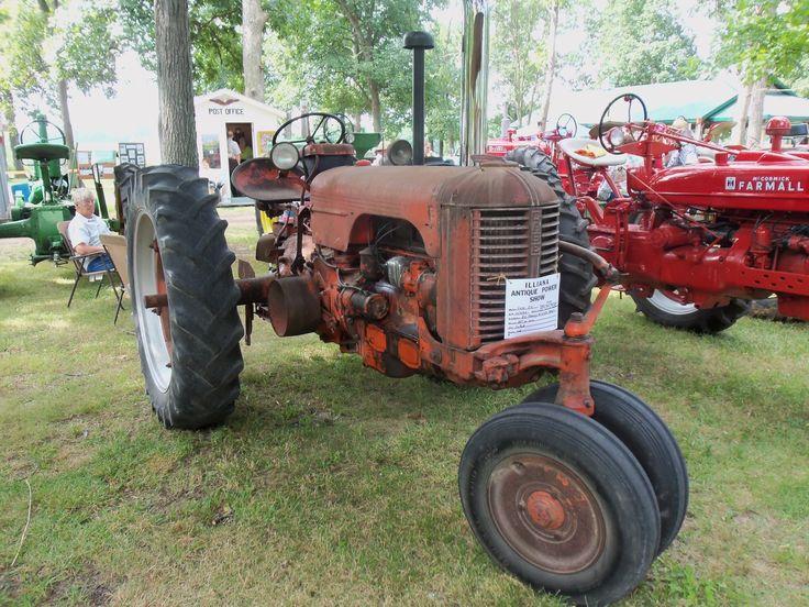 1952 Case Dc Tractor : Case dc caseih equipment pinterest tractor
