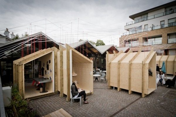 (CONFERENCE ROOM POD) Tom Dixon & Be Open Exhibition space by JAILmake + PAN