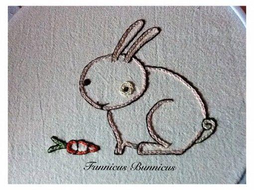 Stitch patterns from Margie Darrow Studio