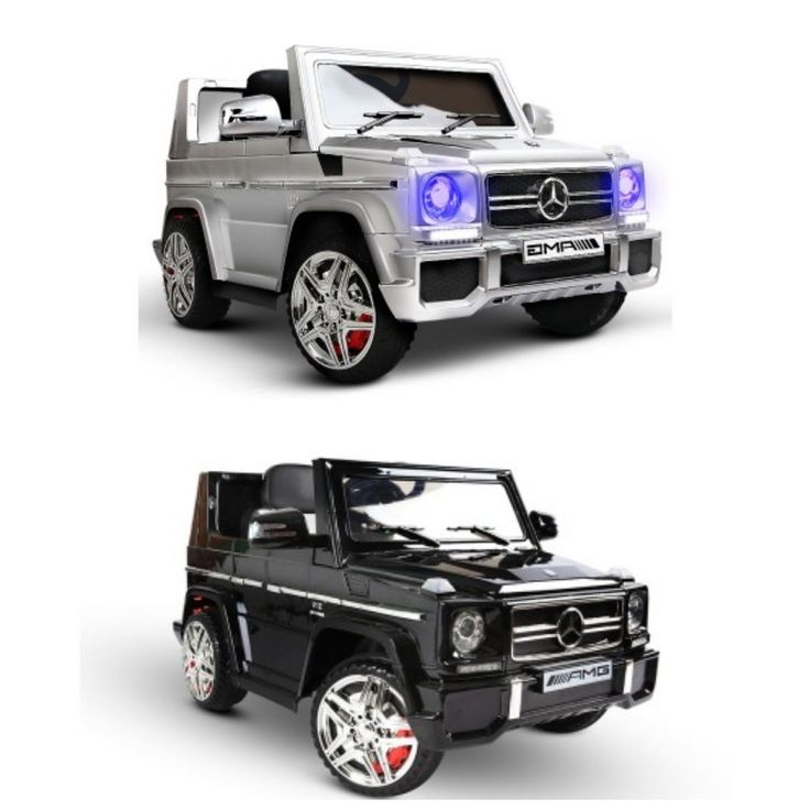 Could you see your little one in a Mercedes?  This Licensed Mercedes G65 AMG will definitely put a big smile on your child's face every time he sees his new ride. #mercedes #remotecontrol #littletreasures  http://www.littletreasuresntrinkets.com/listing/kids-rideon-mercedes-remote-control-car/